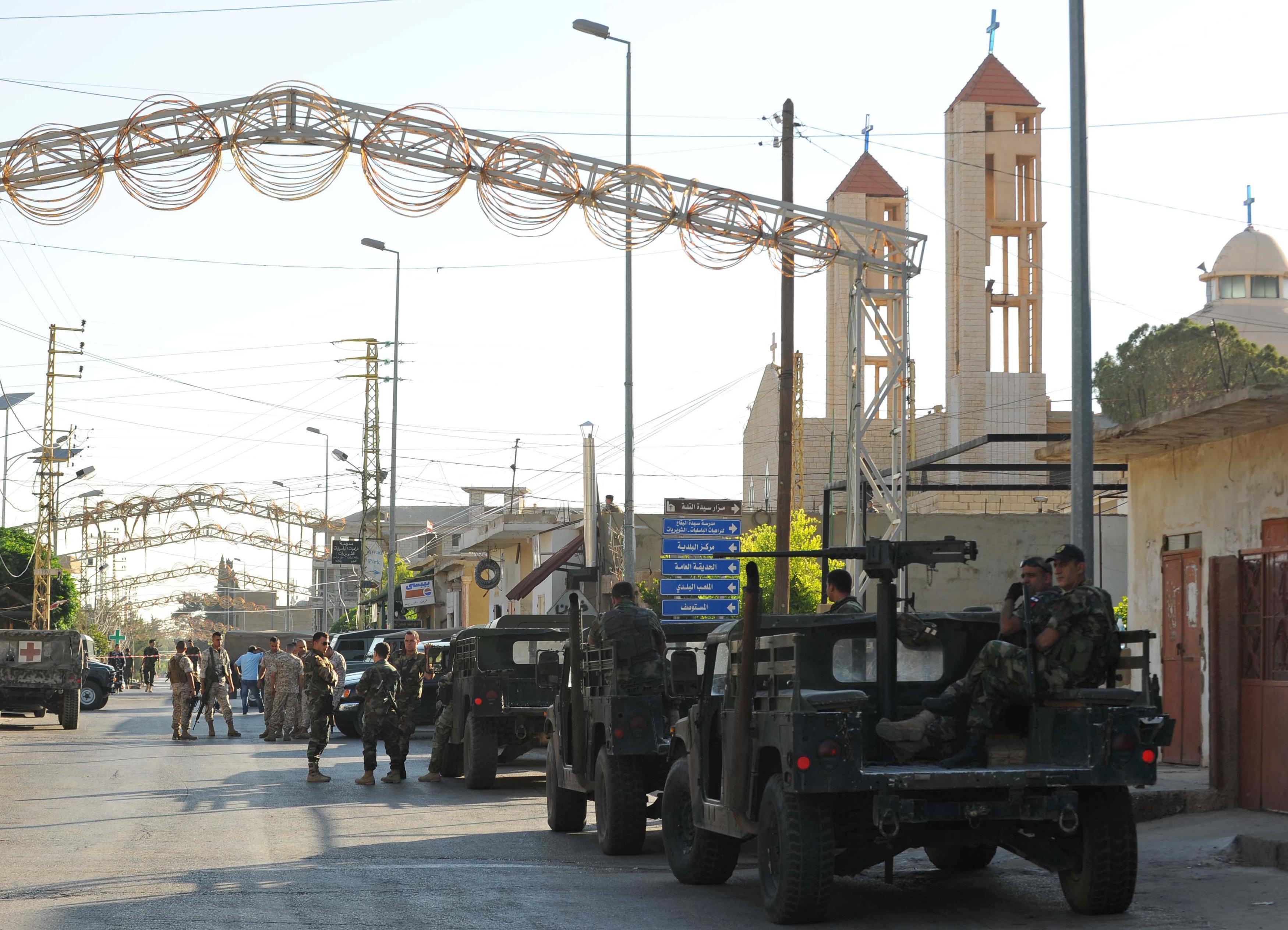 Oman condemns suicide blast in Lebanon