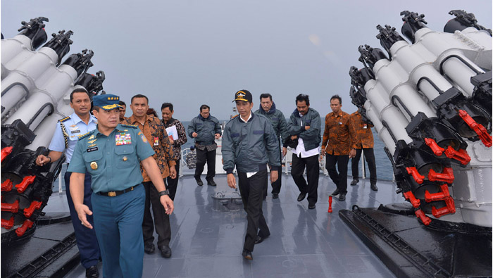 With eye on China, Indonesia okays higher defence spending
