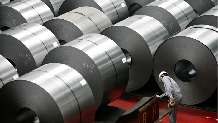 China threatens WTO case over United States steel duties