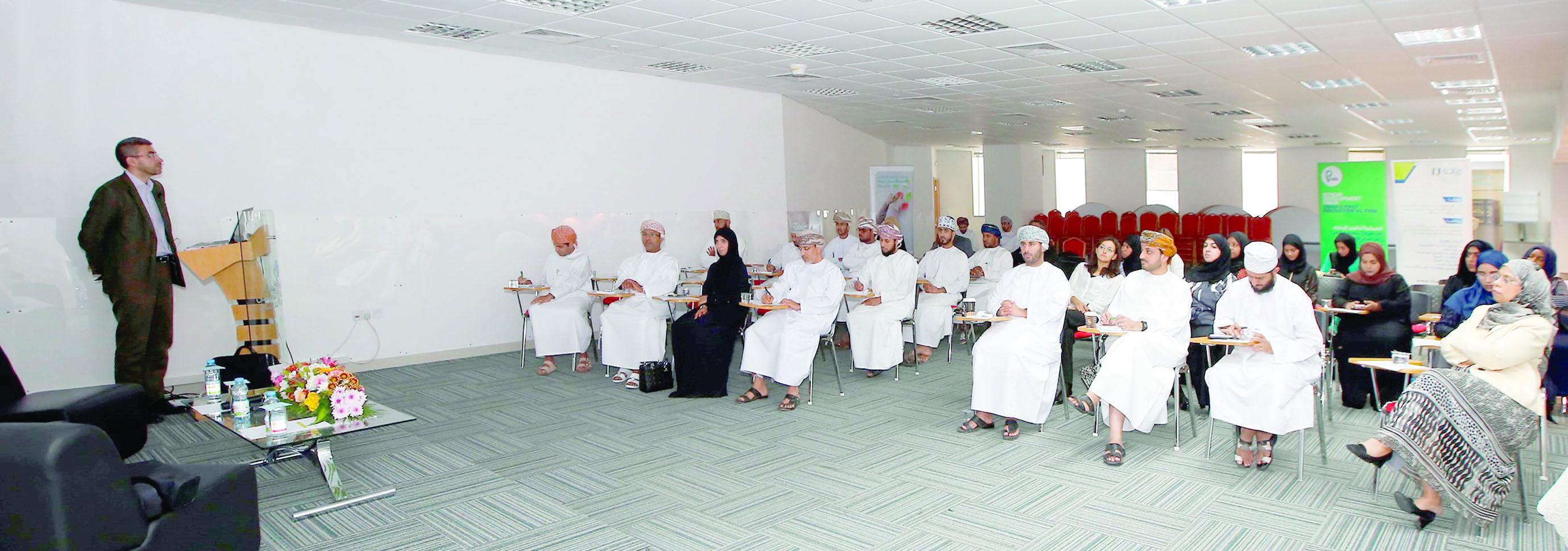 """""""ابتكار عمان"""" تشرح آلية الاستثمار الناجح في المشاريع الجديدة"""