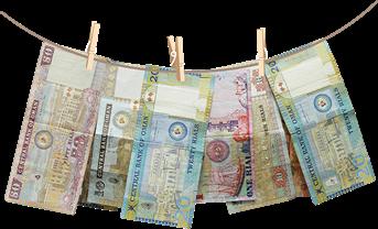 السلطنة تصدر قانوناً تفصيلياً معدلاً  لمكافحة غسل الأموال وتمويل الإرهاب
