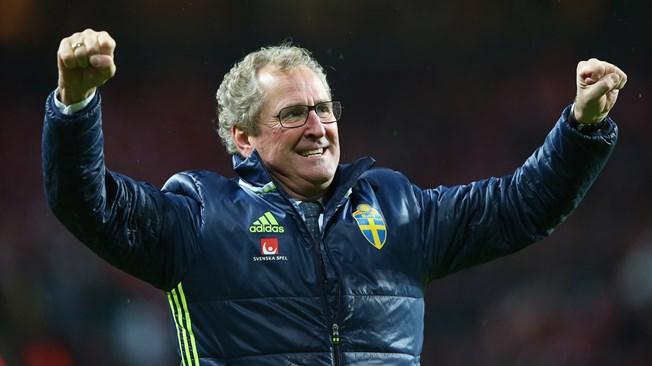 هامرن جاهز لمعركته الأخيرة مع المنتخب السويدي