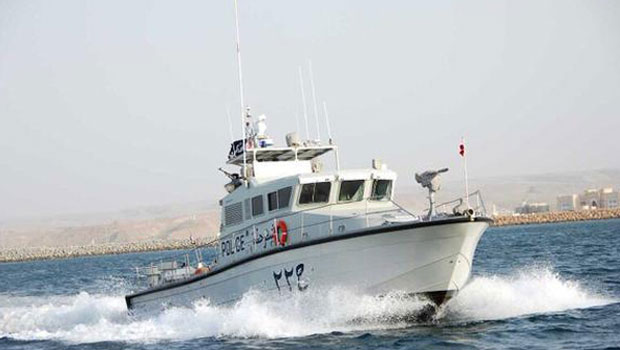 Oman Coast Guard rescues man from boat near Musandam