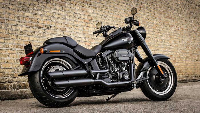 Motorbike review: 2016 Harley Davidson Fat Boy S
