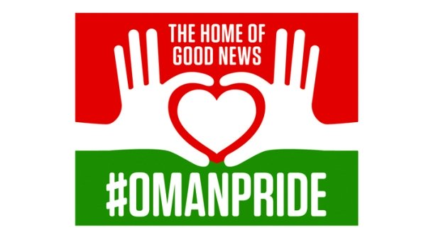 #OmanPride: An Omani given to the cause of spreading smiles