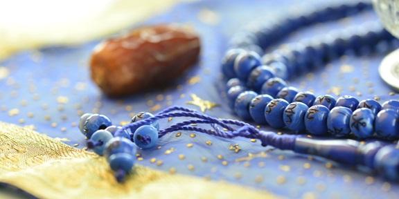Ramadan: Fasting mindfulness tips