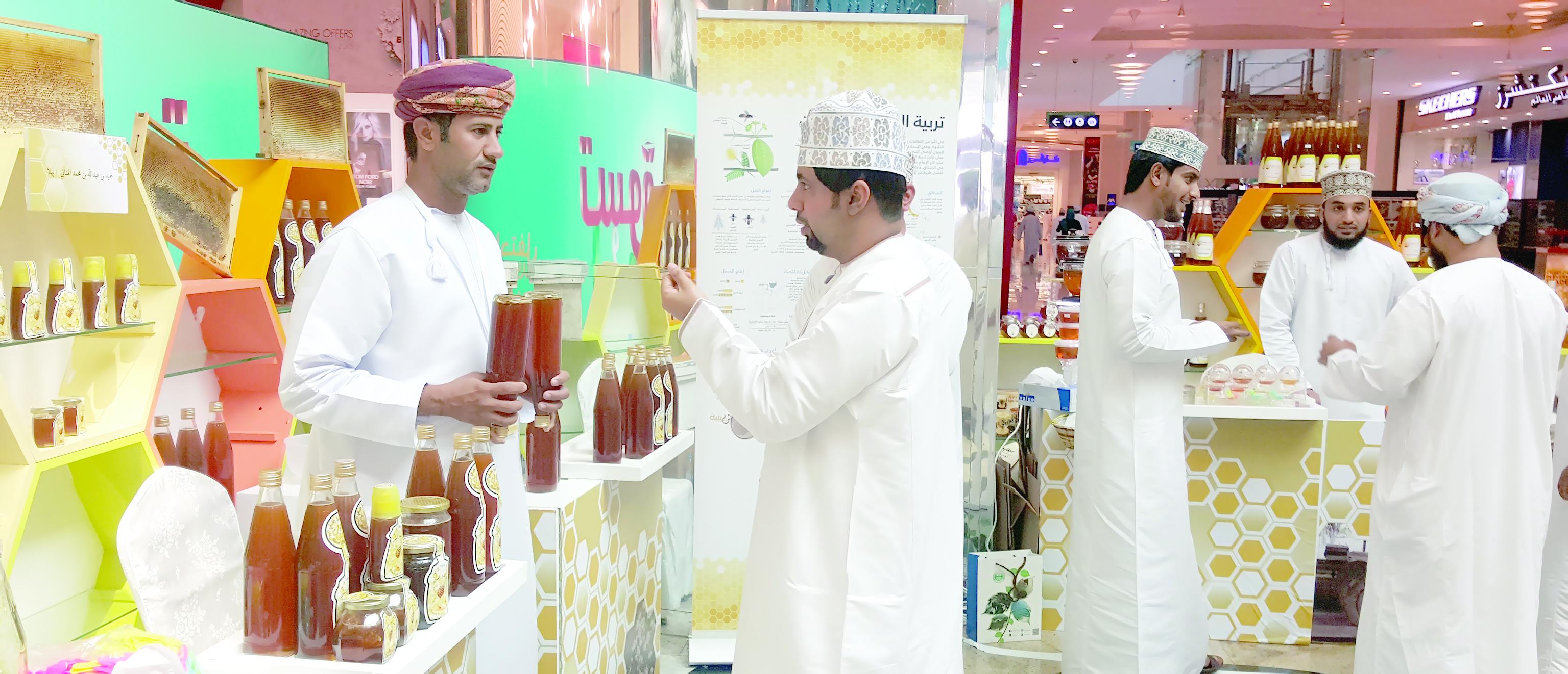 سوق العسل العُماني.. 27 يوليو