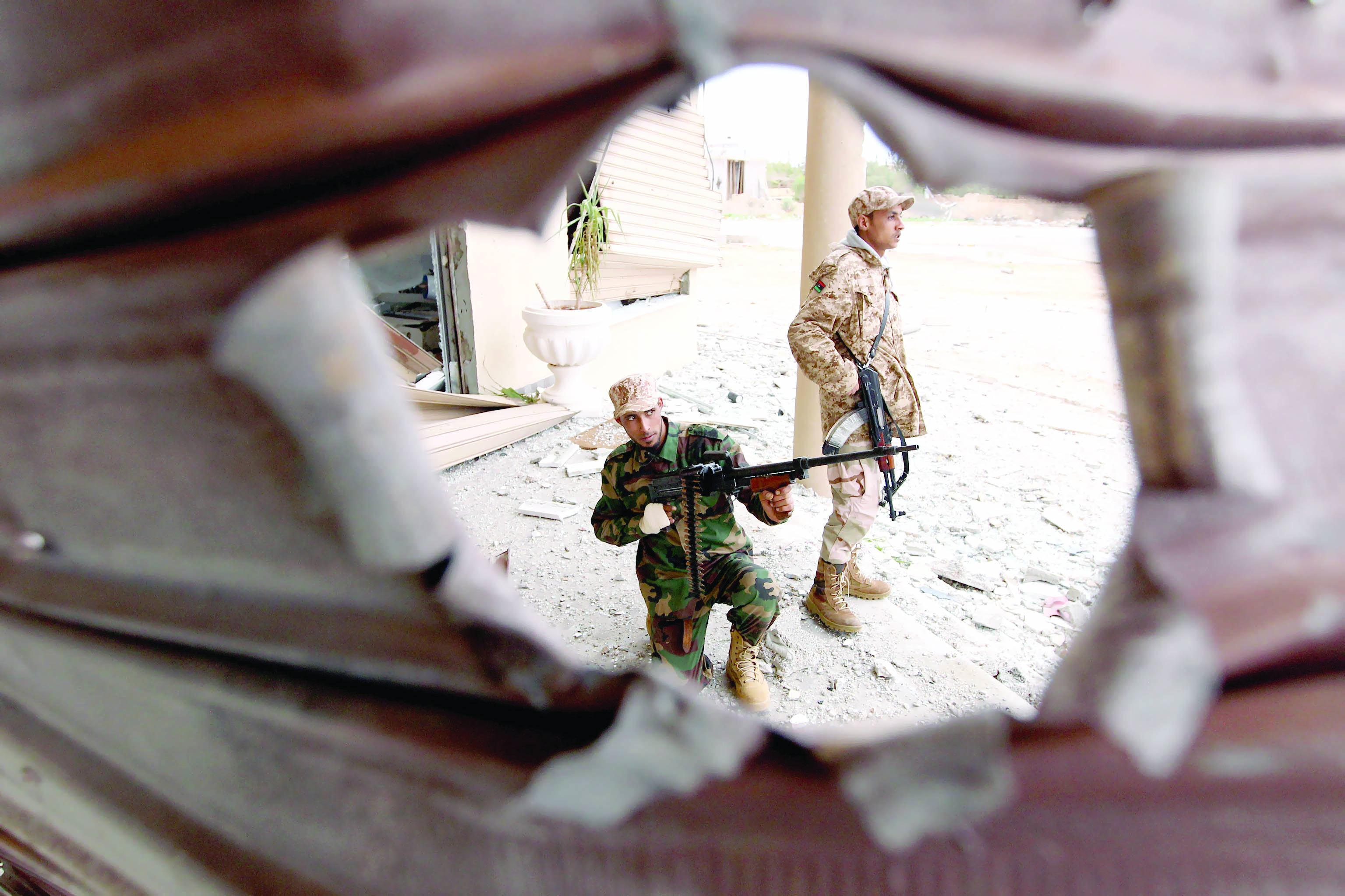 خسائر داعش في ليبيا تتعاظم