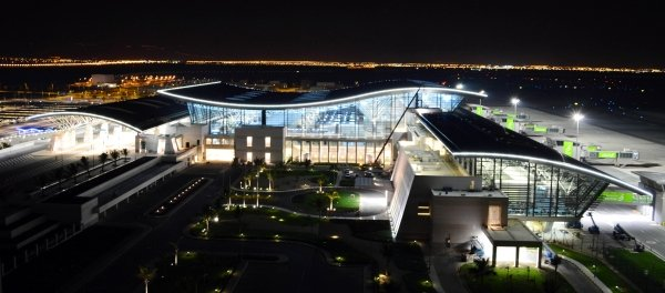 لا مخاطر في مطار صلالة