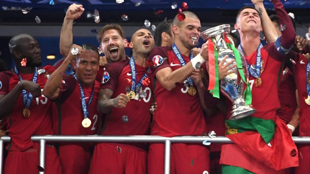 البرتغال في المركز السادس عالميا