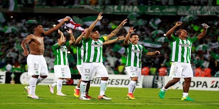كأس ليبرتادوريس: اتلتيكو ناسيونال الى النهائي