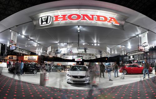 """شركة """"هوندا"""" اليابانية تطور محركا كهربائيا أقل تكلفة"""