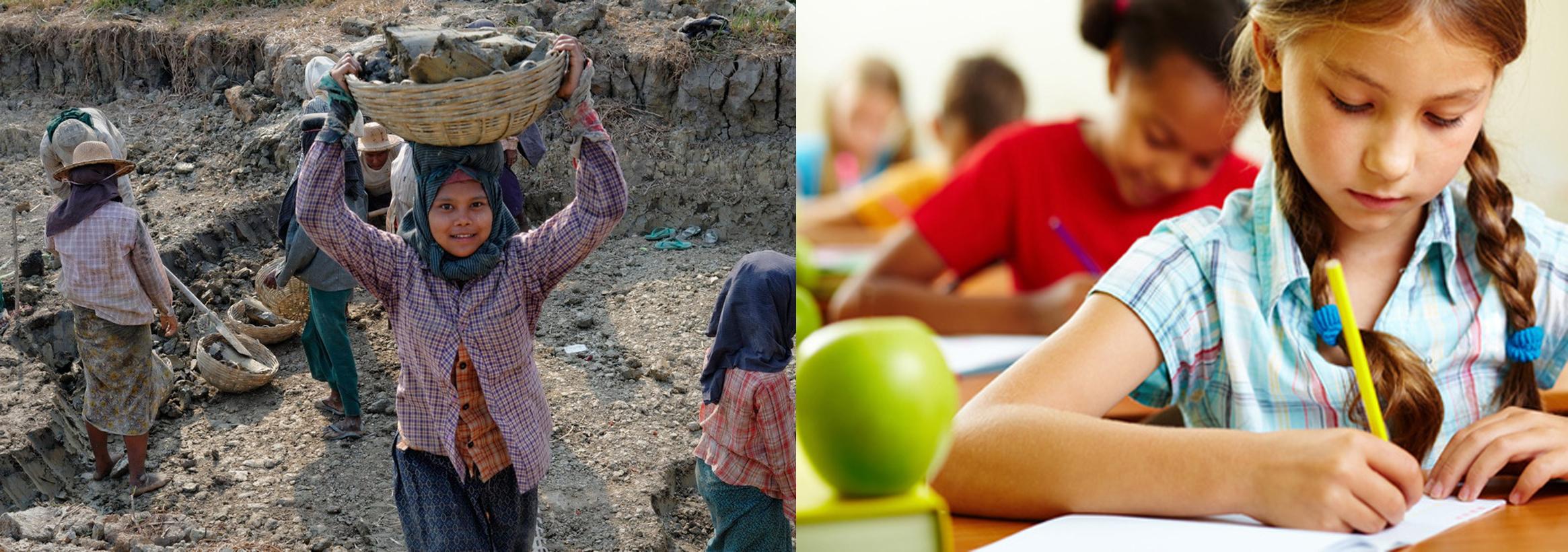 اليونسكو: 263 مليون طفل وفتى في العالم محرومون من التعليم المدرسي