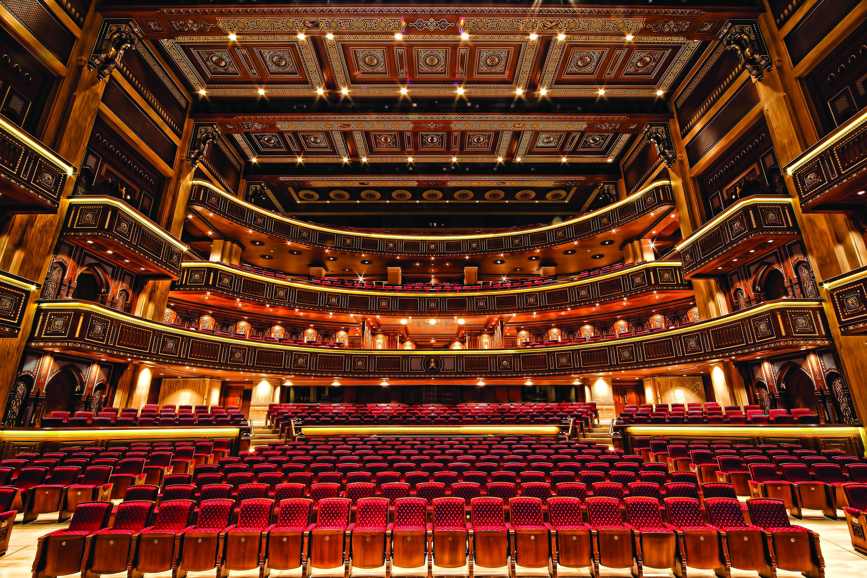 Royal Opera House Muscat Highlights