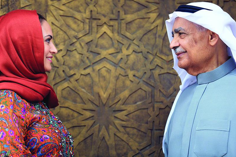 Extraordinary Woman Muna AbuSulayman