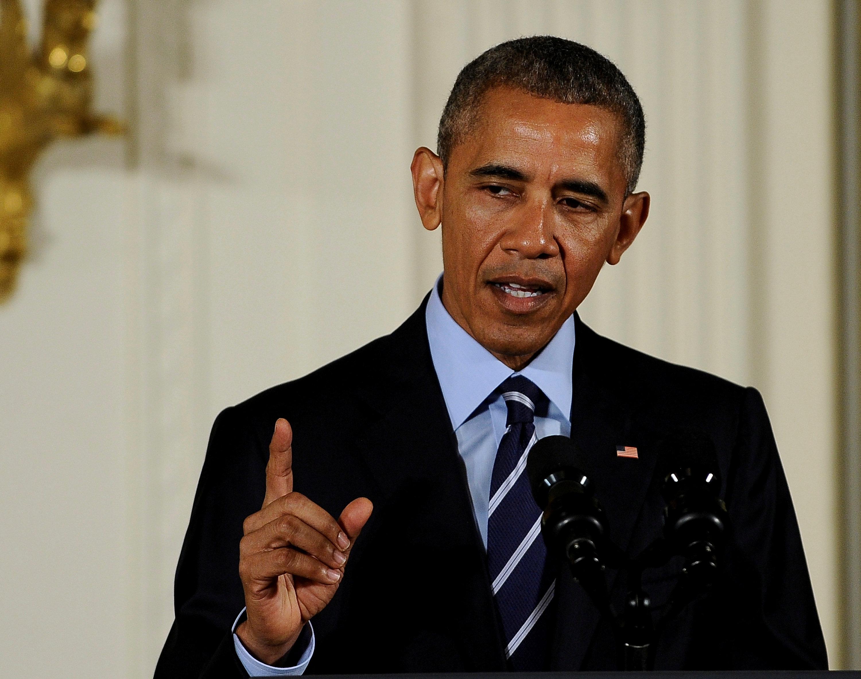 Obama's last hurrah