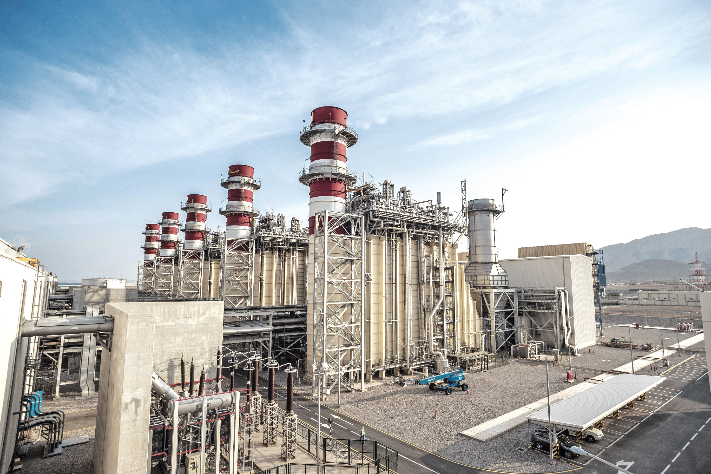 Oman forecasts annual power demand growth at 8% until 2022