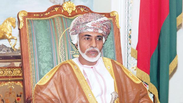 جلالة السلطان يهنىء رئيس جمهورية بيلاروس