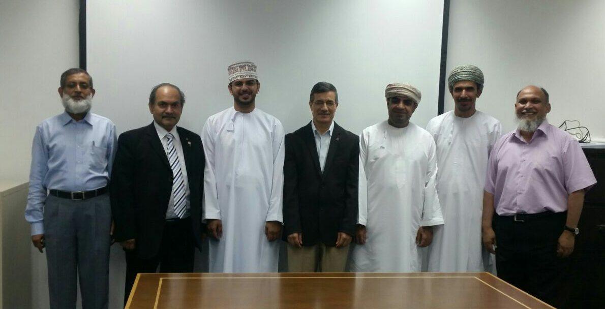 أول طالب عماني يحصل على الدكتوراه في تخصص الهندسة الميكانيكية بجامعة السلطان قابوس