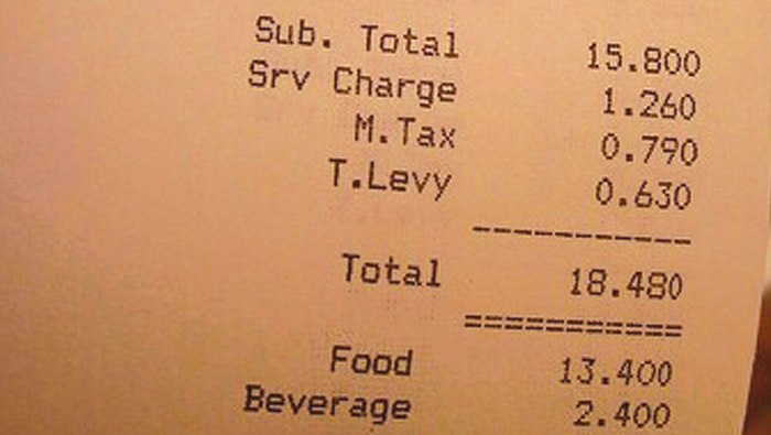 Food lovers in Oman complain of too many 'restaurant' taxes