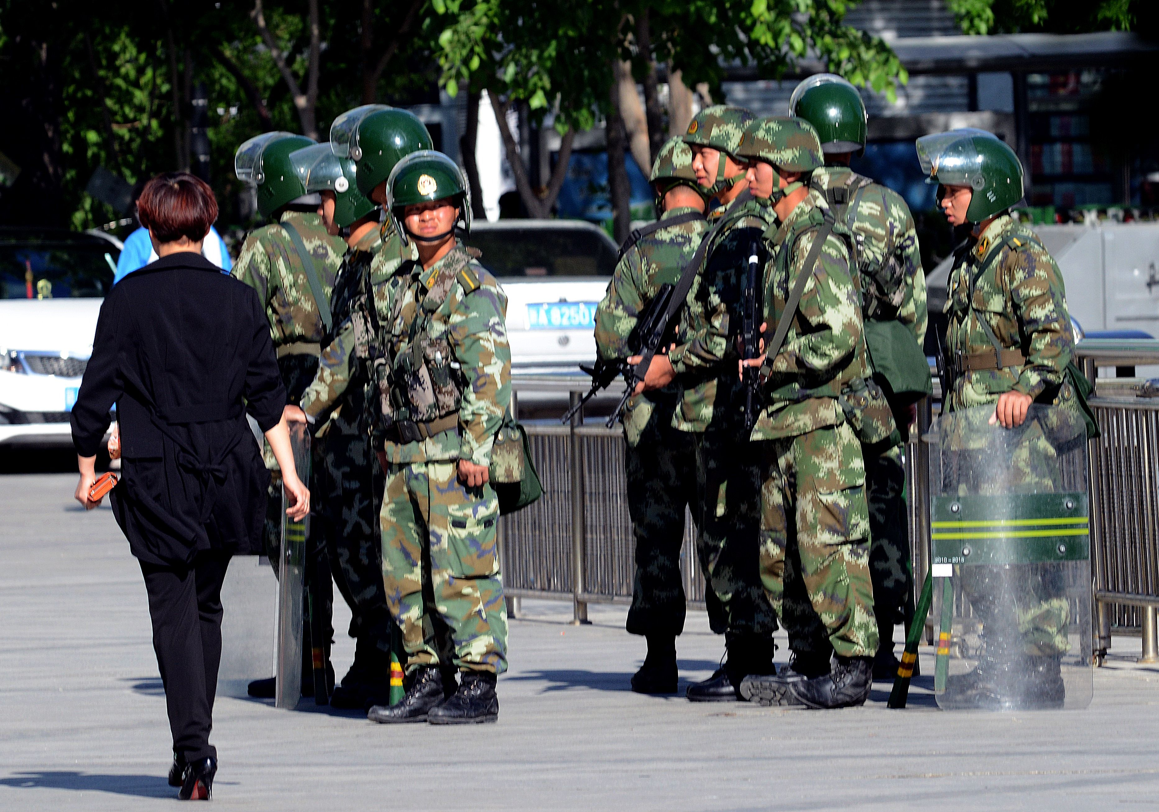 Britain adds Chinese militant group East Turkestan Islamic Movement to terror list