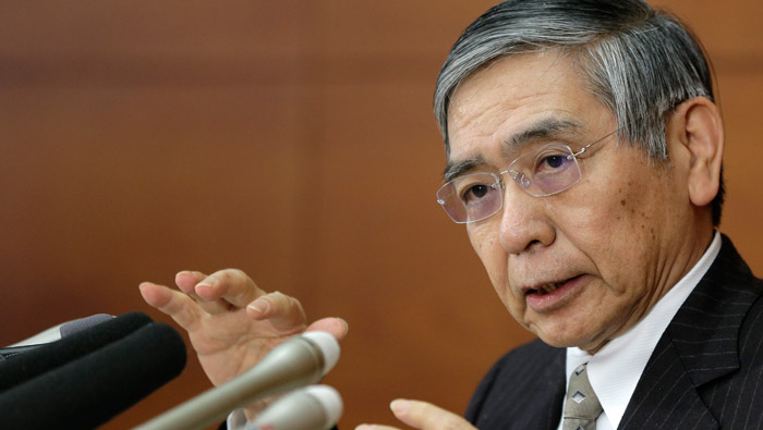 Japan ready to ease policy again to hit inflation goal