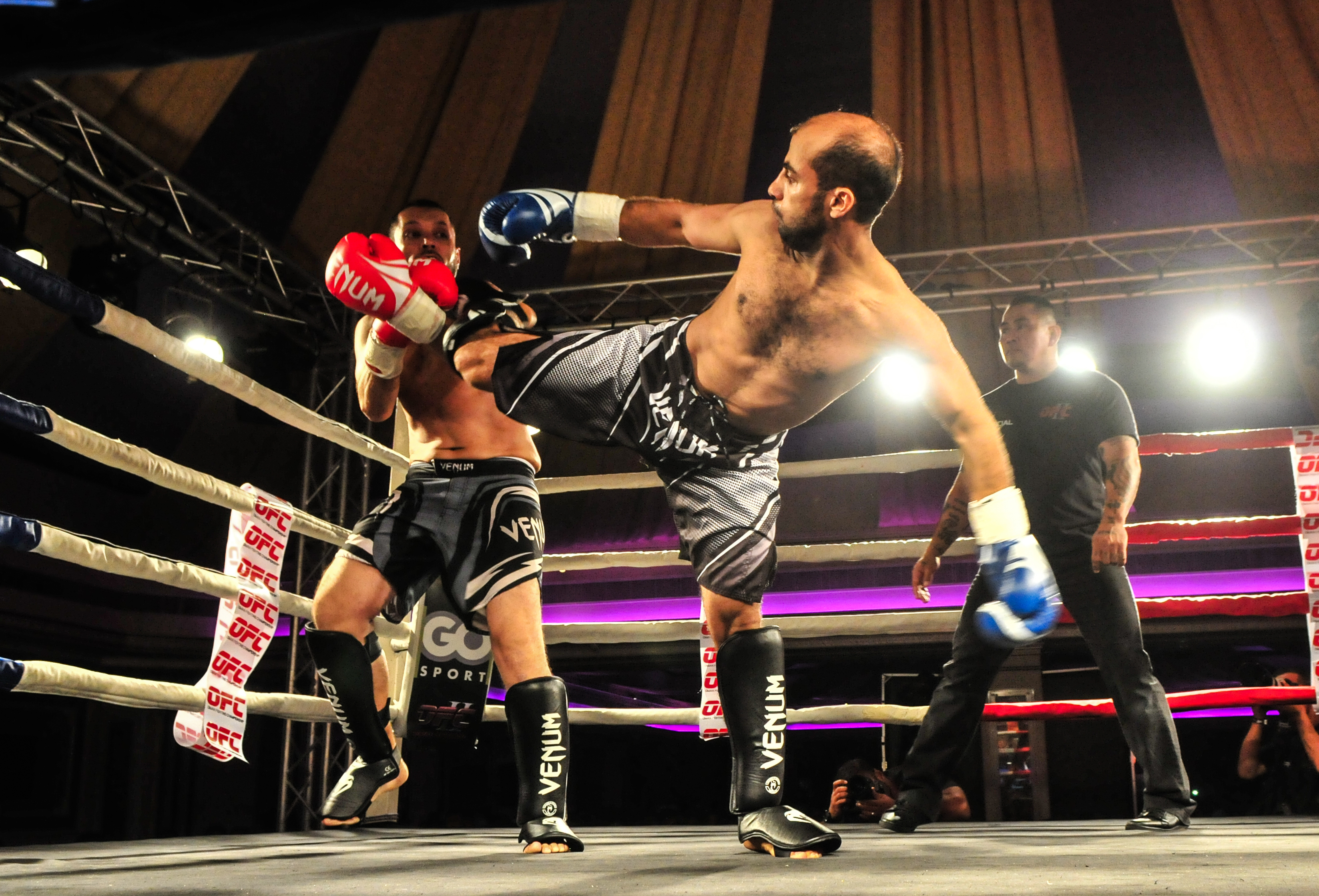 Chronicles of the Oman Fighting Championship