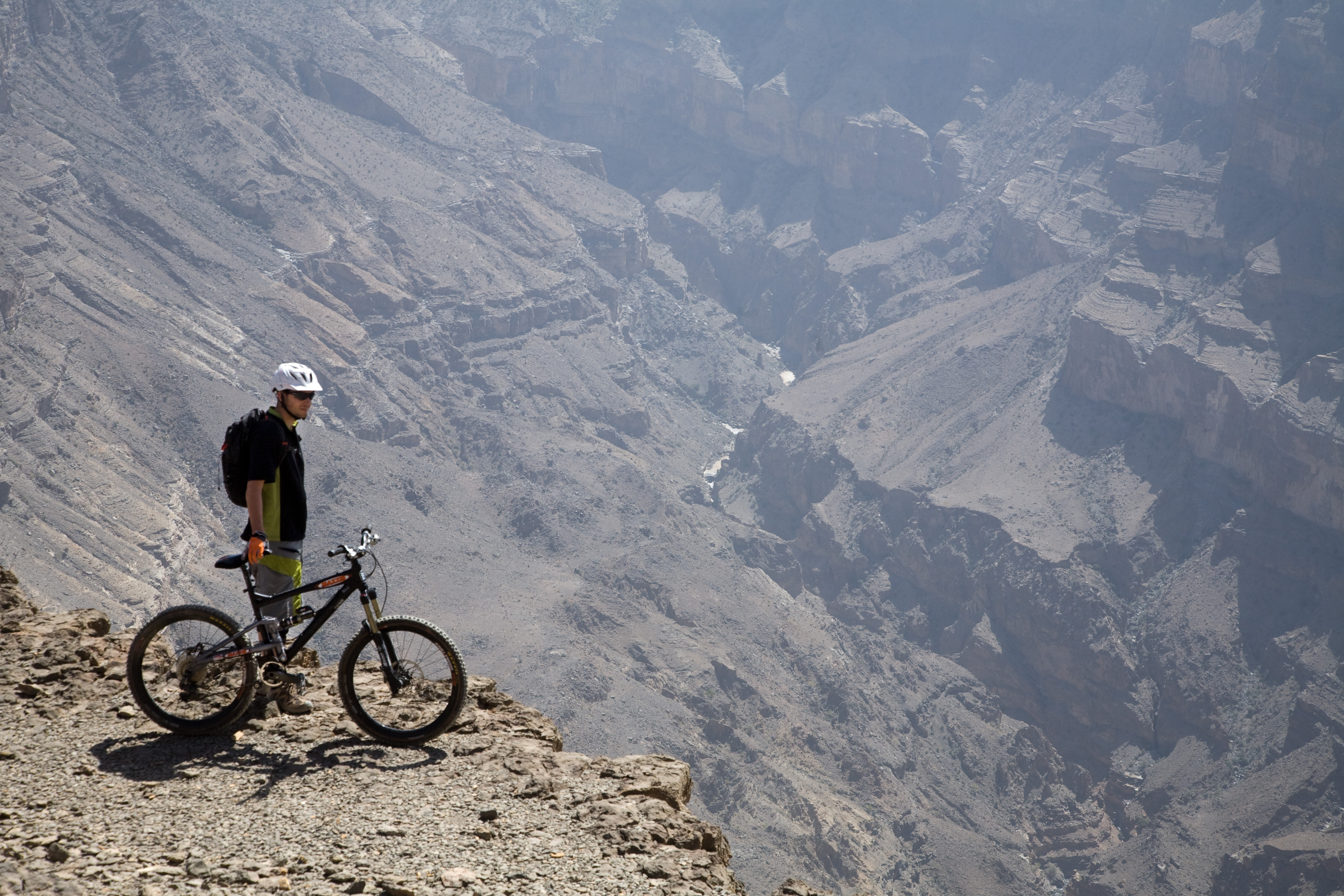 Best way for cyclists to explore Oman