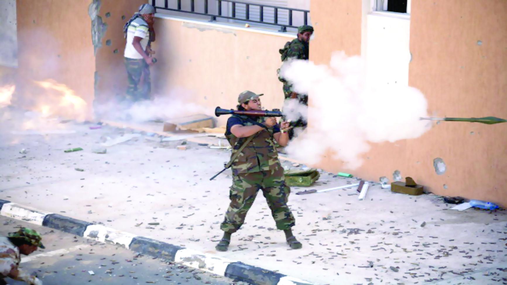 خسائر جديدة لداعش في ليبيا