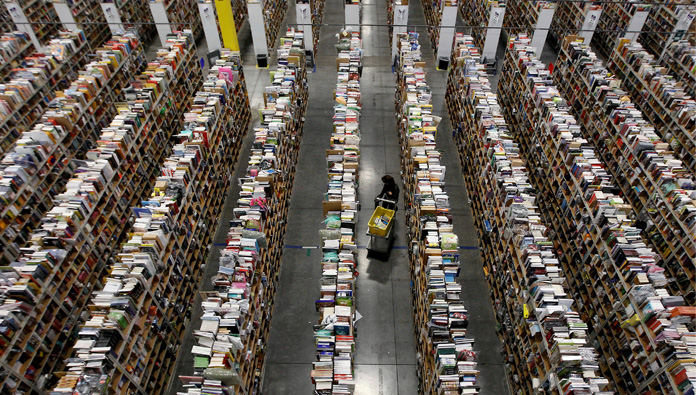 Amazon tops Wall Street targets, lifted by cloud revenue