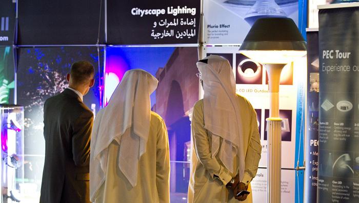 GCC's $900 million LED lighting market growth on track