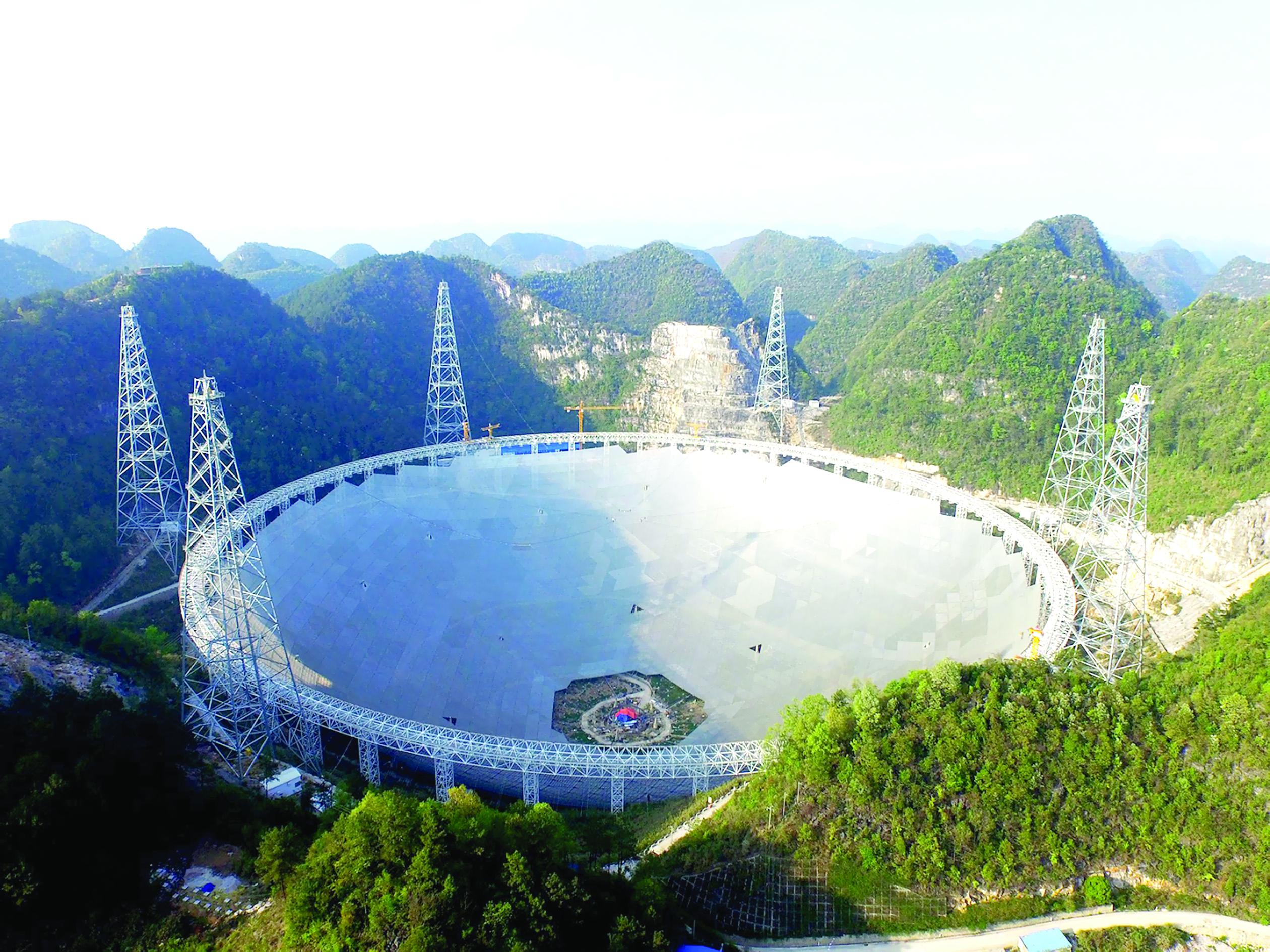 الصين تبحث عن الحياة خارج الأرض