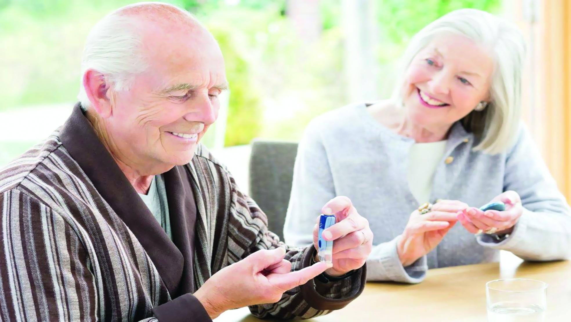 الرأفة بالنفس تساعد مرضى السكري على مرضهم