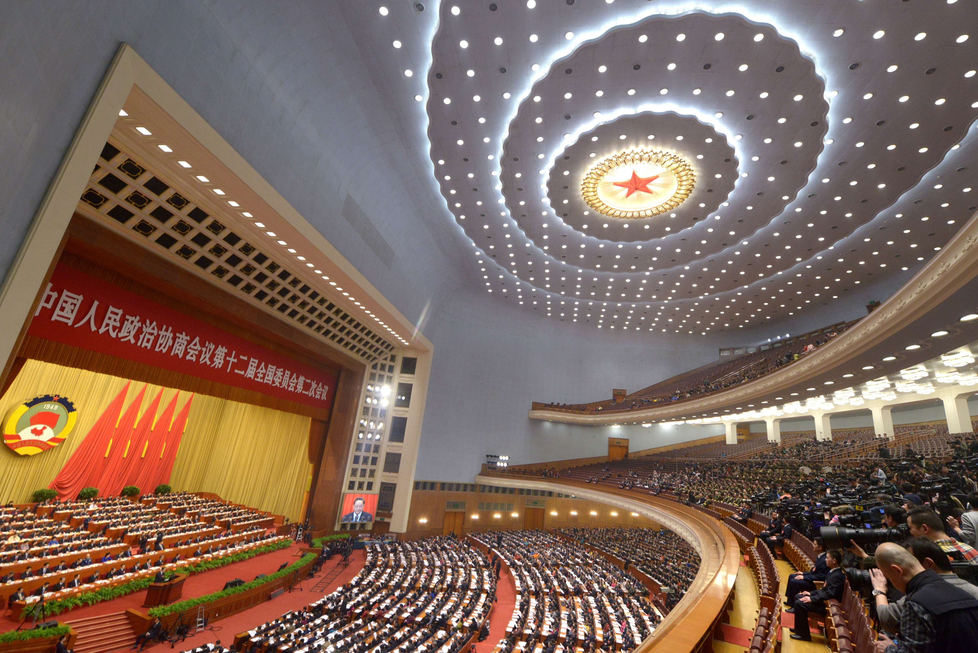 One path to power in China is closed