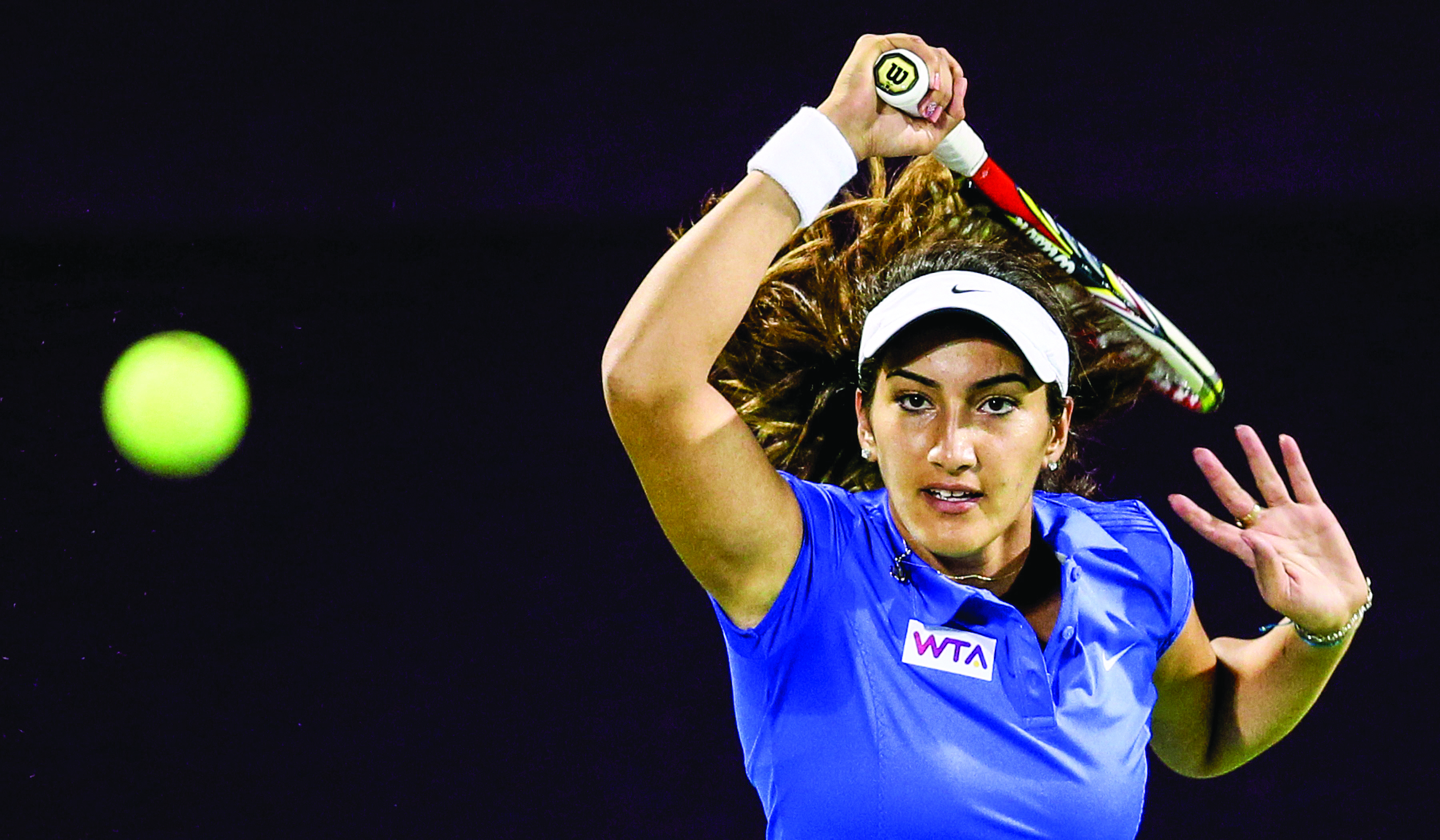 Oman's Fatma Al Nabhani settles for second place in Spain