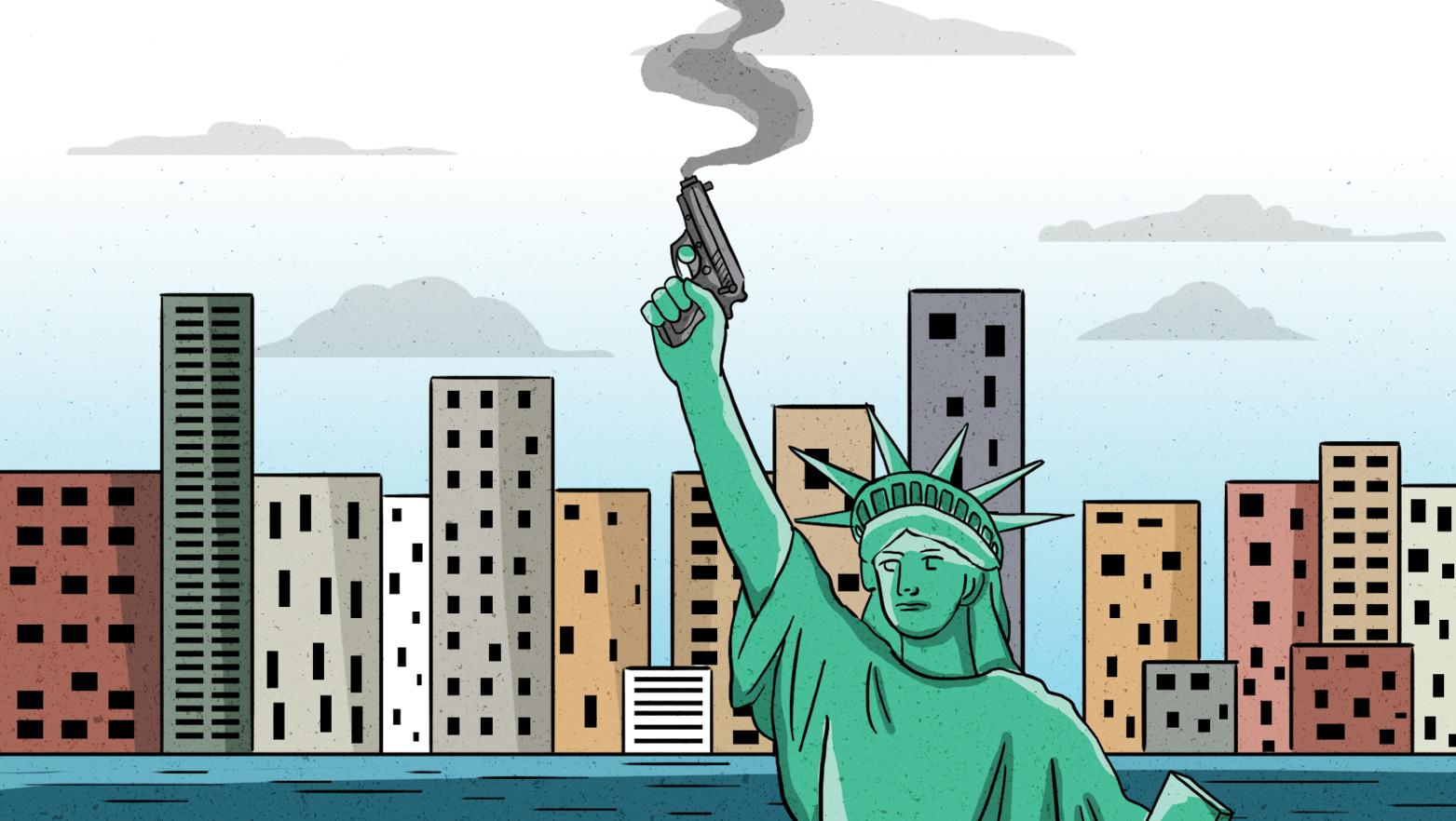 New York shooting