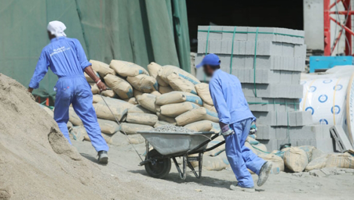 454 workers arrested for labour law violation in Oman