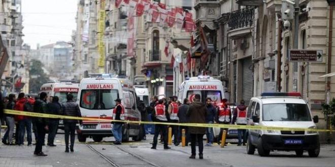 انفجار مركبة في تركيا يودي بحياة 3 أشخاص وإصابة 40