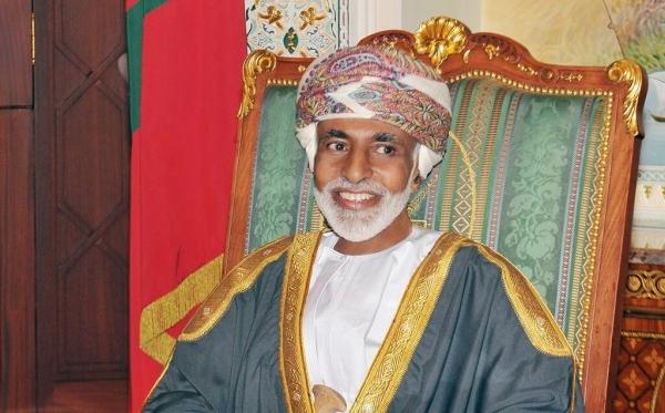 جلالة السلطان المعظم يهنئ رئيس جمهورية أفغانستان الإسلامية