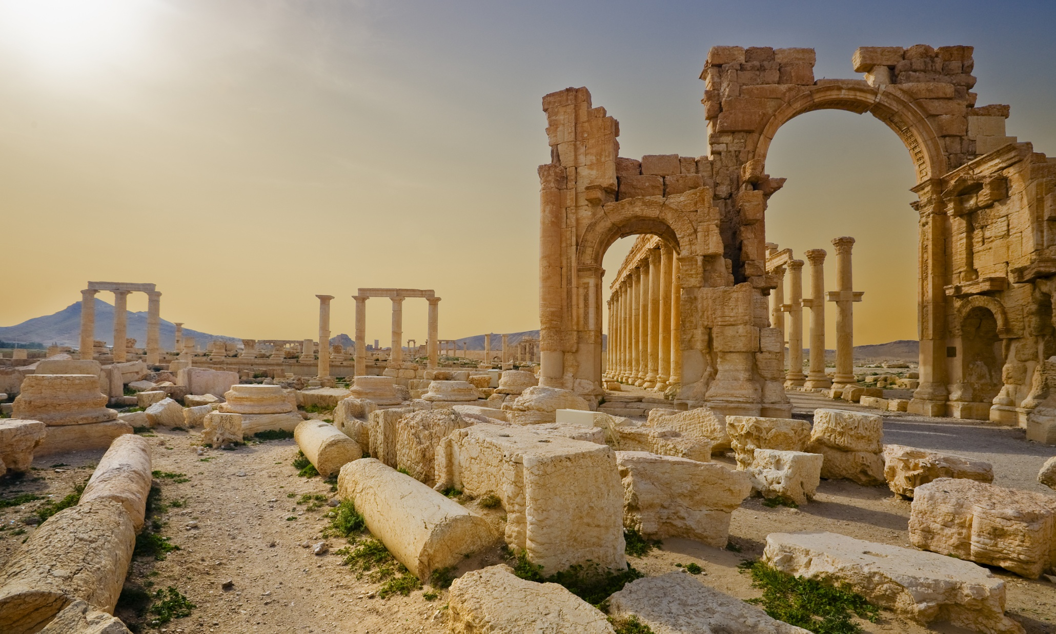 المحكمة الجنائية الدولية تحاكم متشدداً دمر أضرحة مدرجة على لائحة التراث العالمي