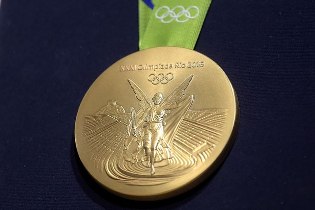 جدول الميداليات بعد اليوم الرابع عشر بأولمبياد ريو