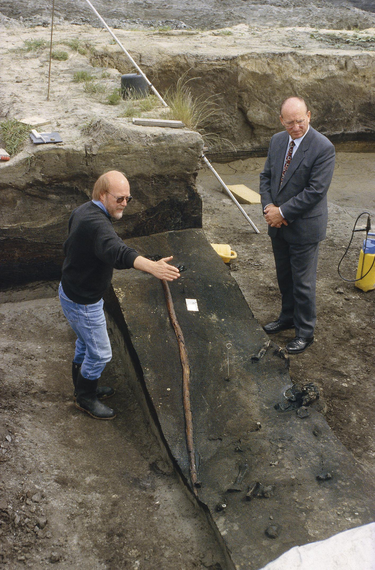 العثور على كنز أثرى يرجع للعصر الحجري خلال عملية بناء في ألمانيا