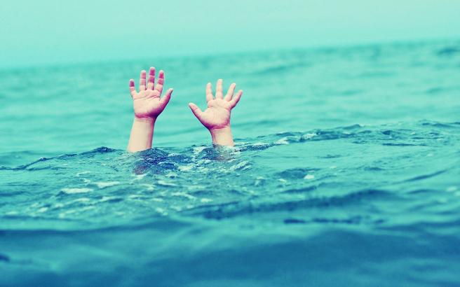 غرق طفل في الثامنة من عمره