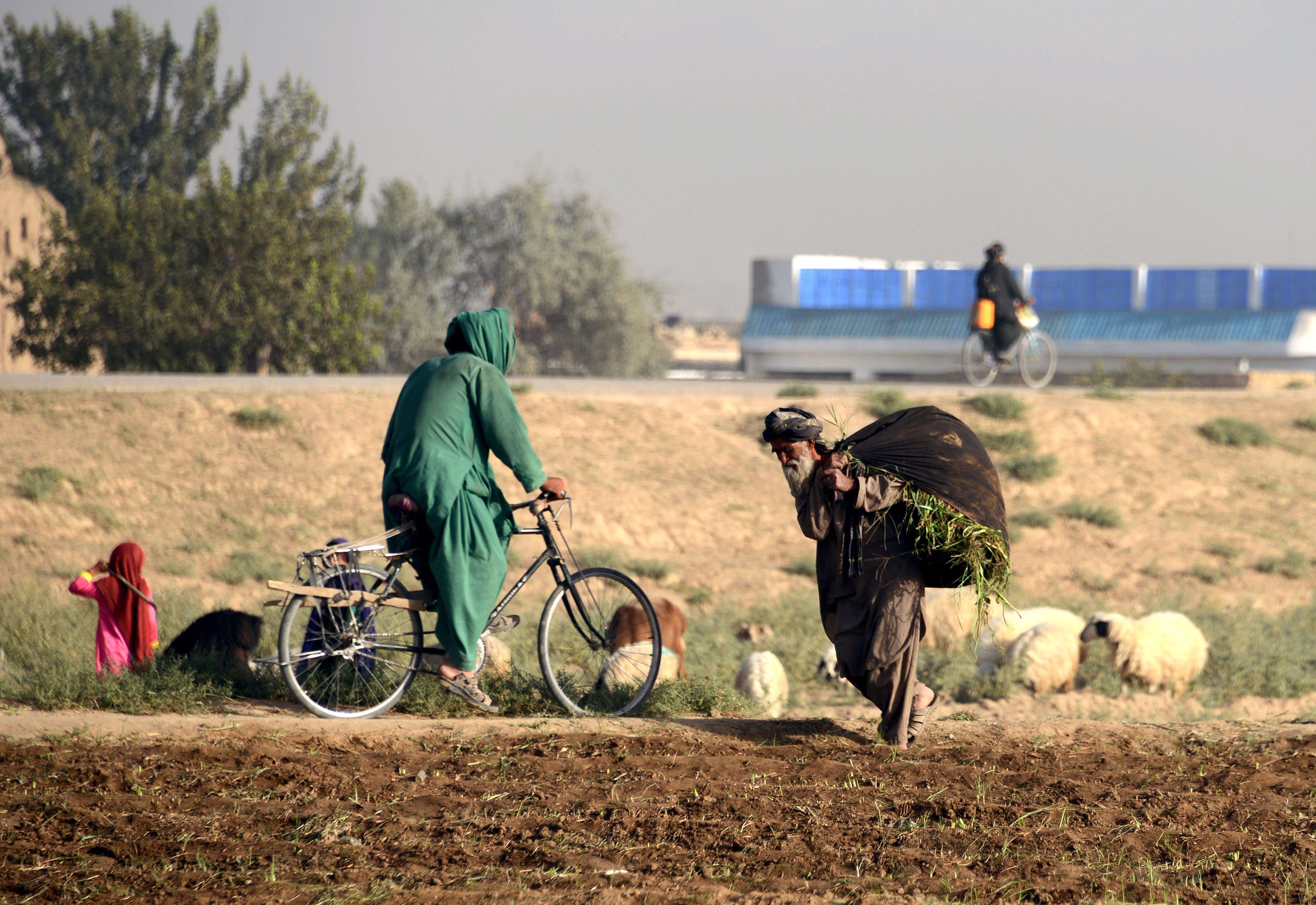 Taliban make further gains in Afghan north