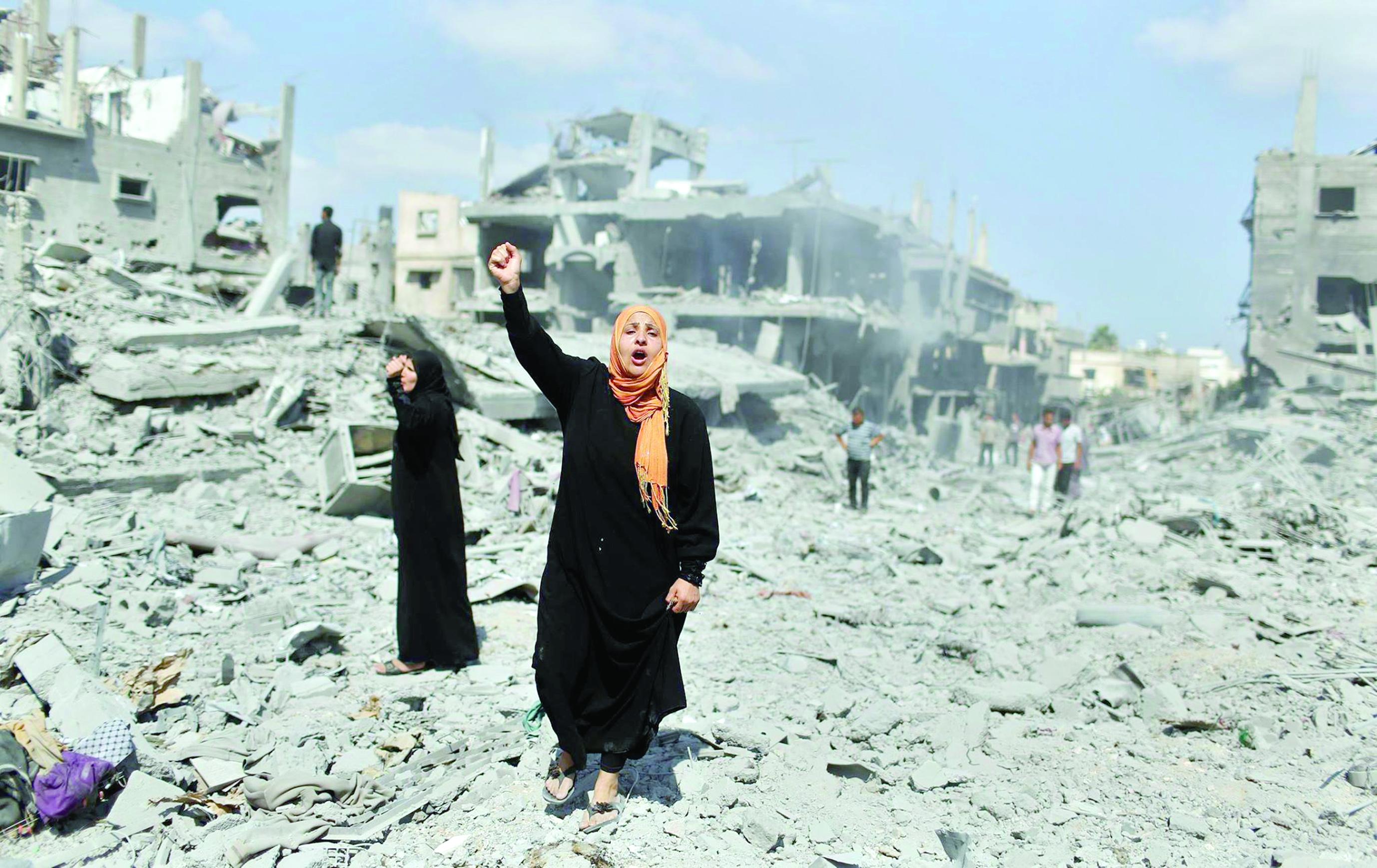 اسرائيل : الحرب القادمة على غزة ستكون أكثر شراسة