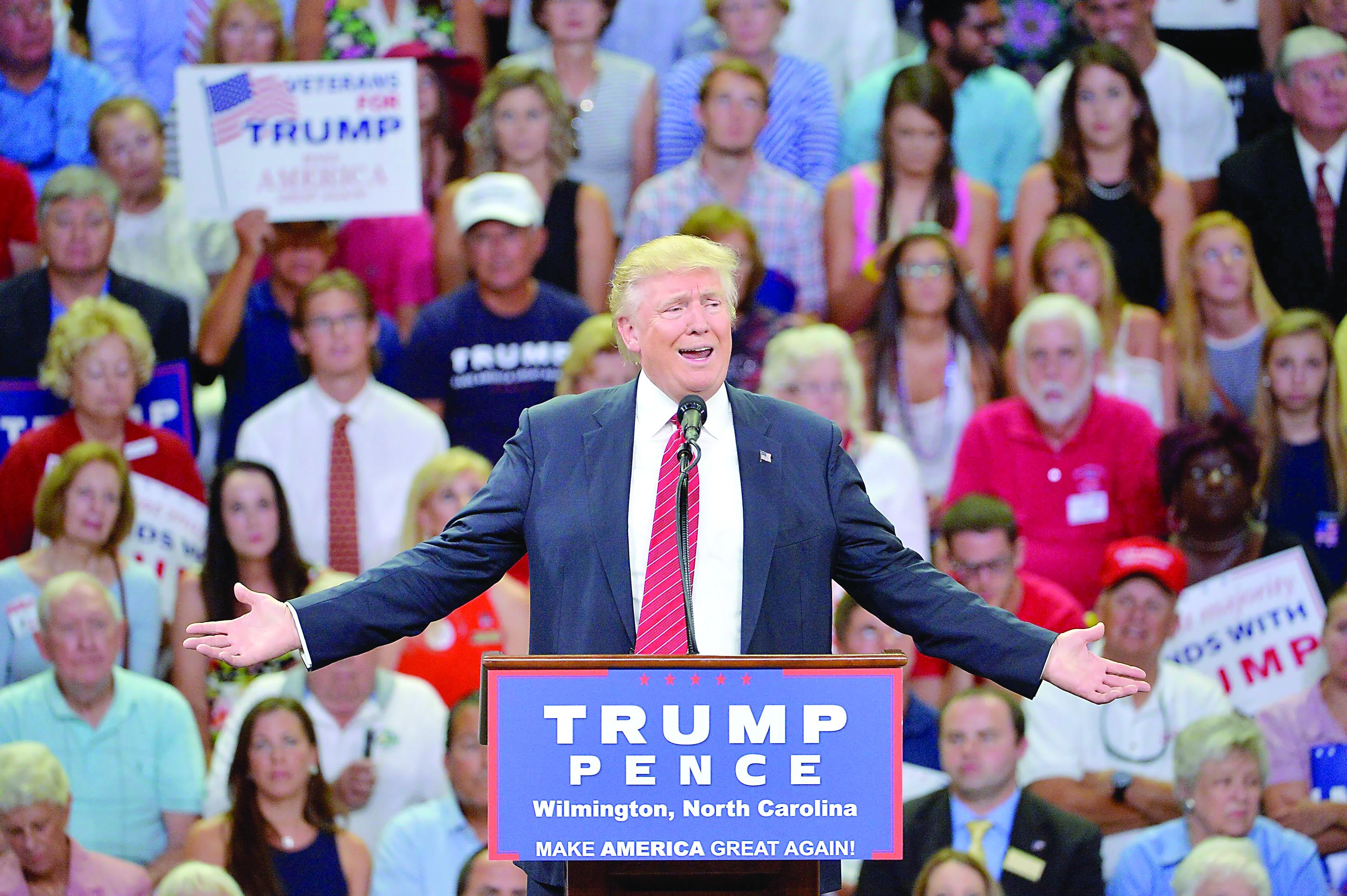 ترامب يضاعف نفقات حملته وديون شركاته تصل إلى 650 مليون دولار