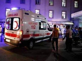 ارتفاع حصيلة ضحايا تفجير غازي عنتاب التركية إلى 50 شخصا