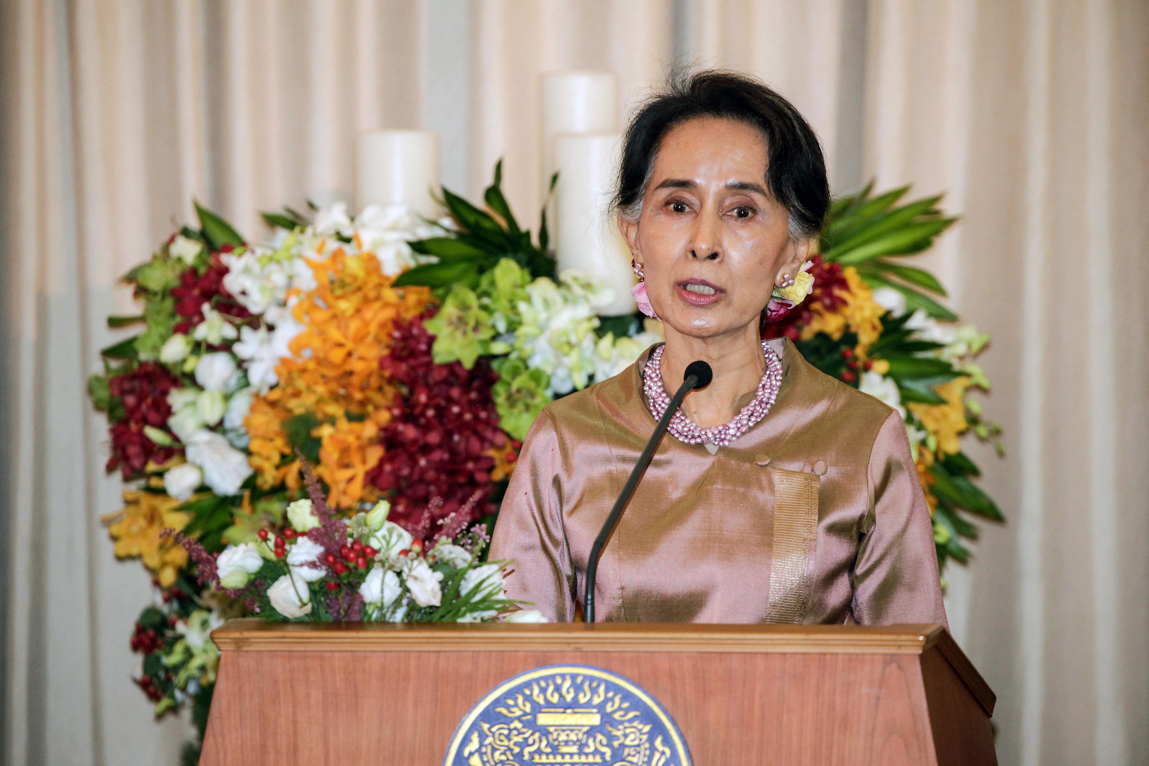 Myanmar's experiment