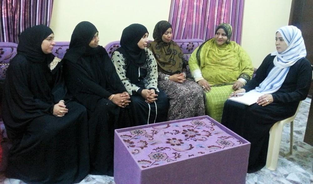 جمعية المرأة العمانية بالقابل تناقش خطتها العامة للمرحلة المقبلة