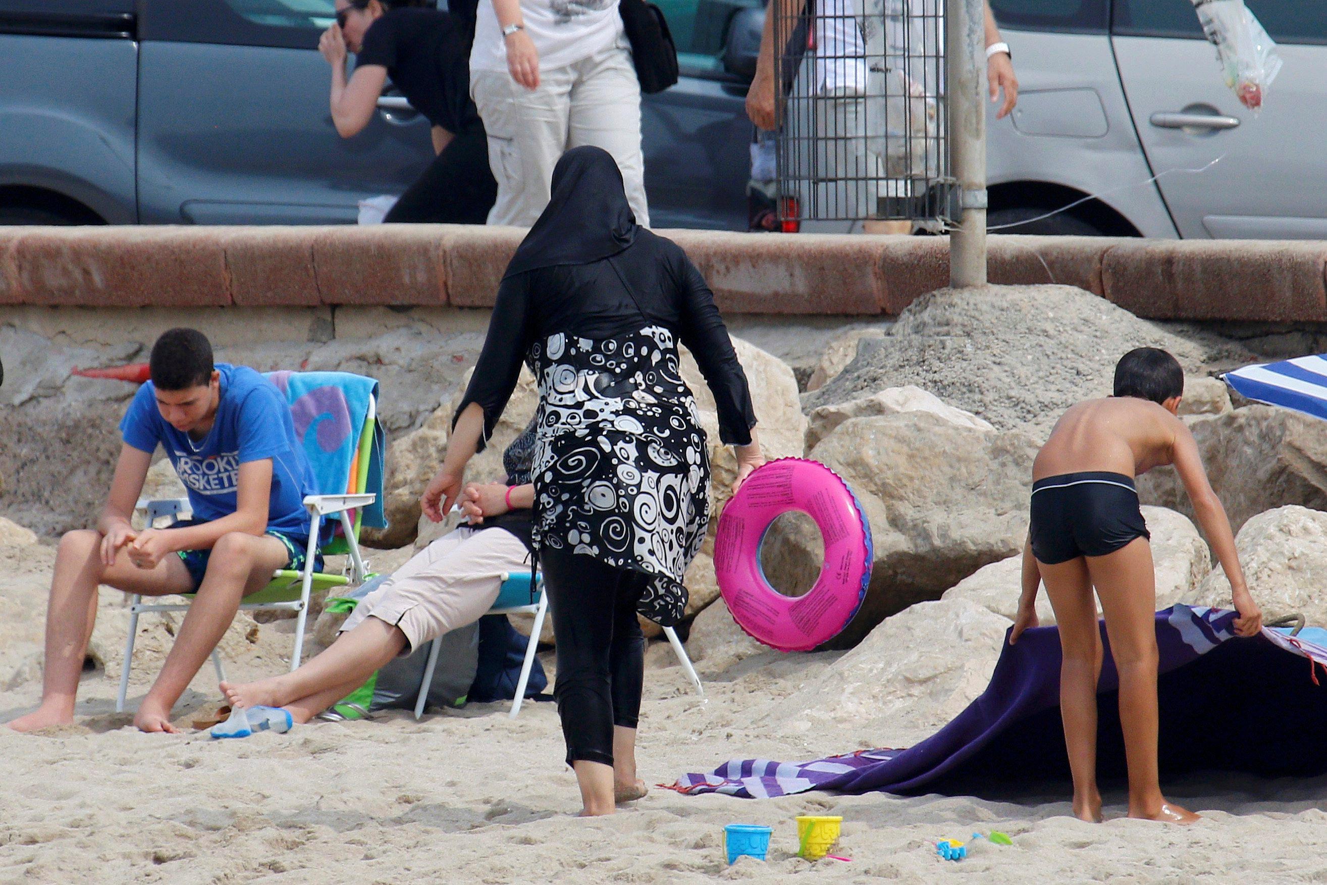 Troubled Europe debates burqas, niqabs and Burkinis